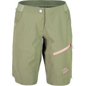 Maloja RoschiaM. Multisport Shorts Women bamboo